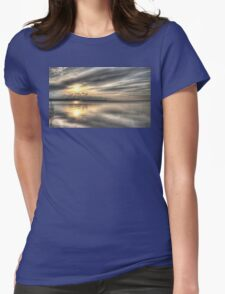 From the Pier Womens Fitted T-Shirt