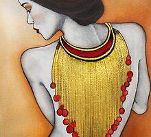 Jeweled Embrace by Philece R