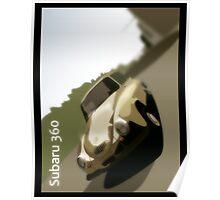Subaru 360 - Origin of the Pleiades Poster