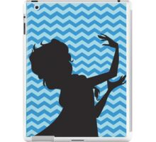 Elsa Fashion Black iPad Case/Skin