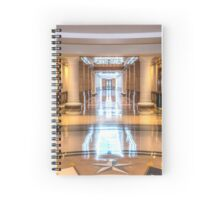 Inside the Capitol Spiral Notebook
