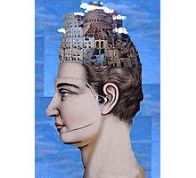 babel head Photographic Print