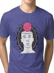DMT Head Tri-blend T-Shirt