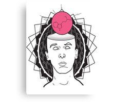DMT Head Canvas Print