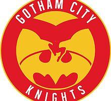 Gotham City Knights by blahneri