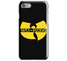 Wukong Top Ain't Nuttin' to **** Wit! iPhone Case/Skin