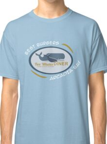 Two Whales Diner Tourist Shirt - Episode 2 Classic T-Shirt