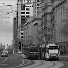 Melbourne Trams by BreeDanielle