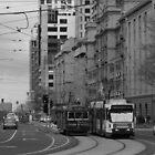 Melbourne Trams by BreeDanielle