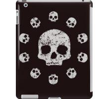 Circle of Skulls  iPad Case/Skin
