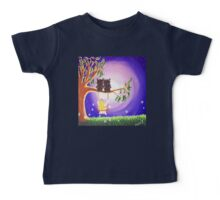 Swinging on a Dream Baby Tee
