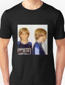 Bill Gates Mugshot T-Shirt