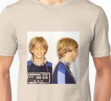 Bill Gates Mugshot Unisex T-Shirt