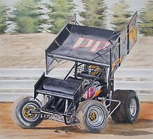 410 Sprintcar by Gary Fernandez