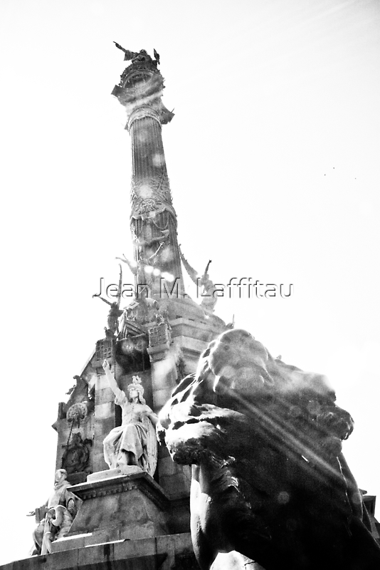 Barcelona 06 by Jean M. Laffitau
