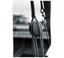 Sail Pulley 2 Poster