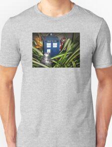 Encounter in the Brush Unisex T-Shirt