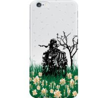 The end of Joy  (MGS3) iPhone Case/Skin