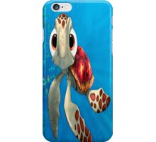 squirt from Nemo case iPhone Case/Skin