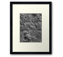 Remember Clam Digging Framed Print