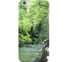 Riverside Walk iPhone Case/Skin
