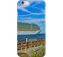 Freedom of the Seas - Royal Caribbean iPhone Case/Skin