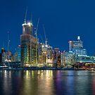 Barangaroo, Sydney by Erik Schlogl