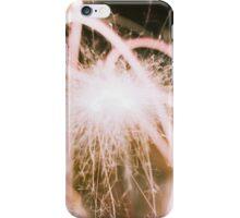 Sparkler  iPhone Case/Skin