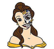 Belle Calavera Photographic Print