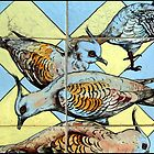 Tile Pigeons by sedge808