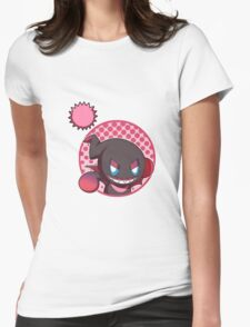 Dark Chao Womens Fitted T-Shirt