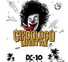 Circo Loco DC-10  by T-BoneTomlinson