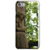 Weeping Time iPhone Case/Skin
