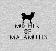 Mother of Malamutes - GoT Inspired w/ Dog Womens Fitted T-Shirt