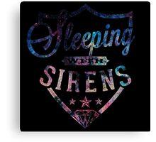 Sleeping with Sirens Logo Canvas Print