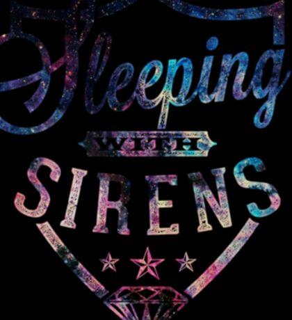 Sleeping with Sirens Logo Sticker