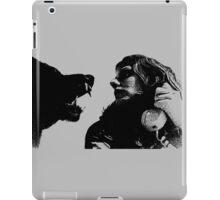 Howling iPad Case/Skin