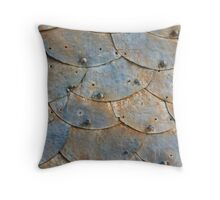 Metal work Throw Pillow