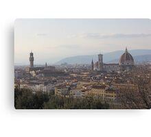 Firenze 2 Canvas Print