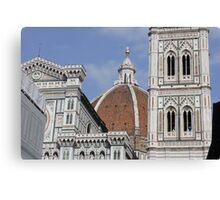 Firenze 3 Canvas Print