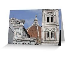 Firenze 3 Greeting Card