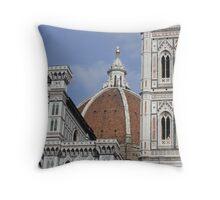 Firenze 3 Throw Pillow