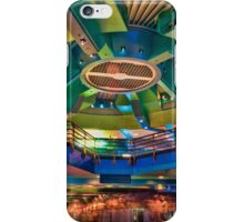 Living Seas Pavilion at Epcot iPhone Case/Skin