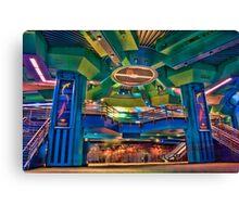 Living Seas Pavilion at Epcot Canvas Print