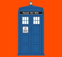 DOCTOR WHO. Kids Clothes