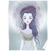 The Moon Princess Poster