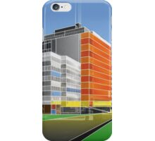 Oslo Summer Construction iPhone Case/Skin