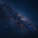 Milky Way Nebula by Dean Mullin