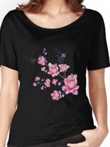 Cherry blossoms I Women's Relaxed Fit T-Shirt