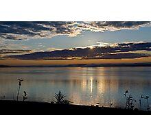 Sunrise in Digby - Nova Scotia Photographic Print